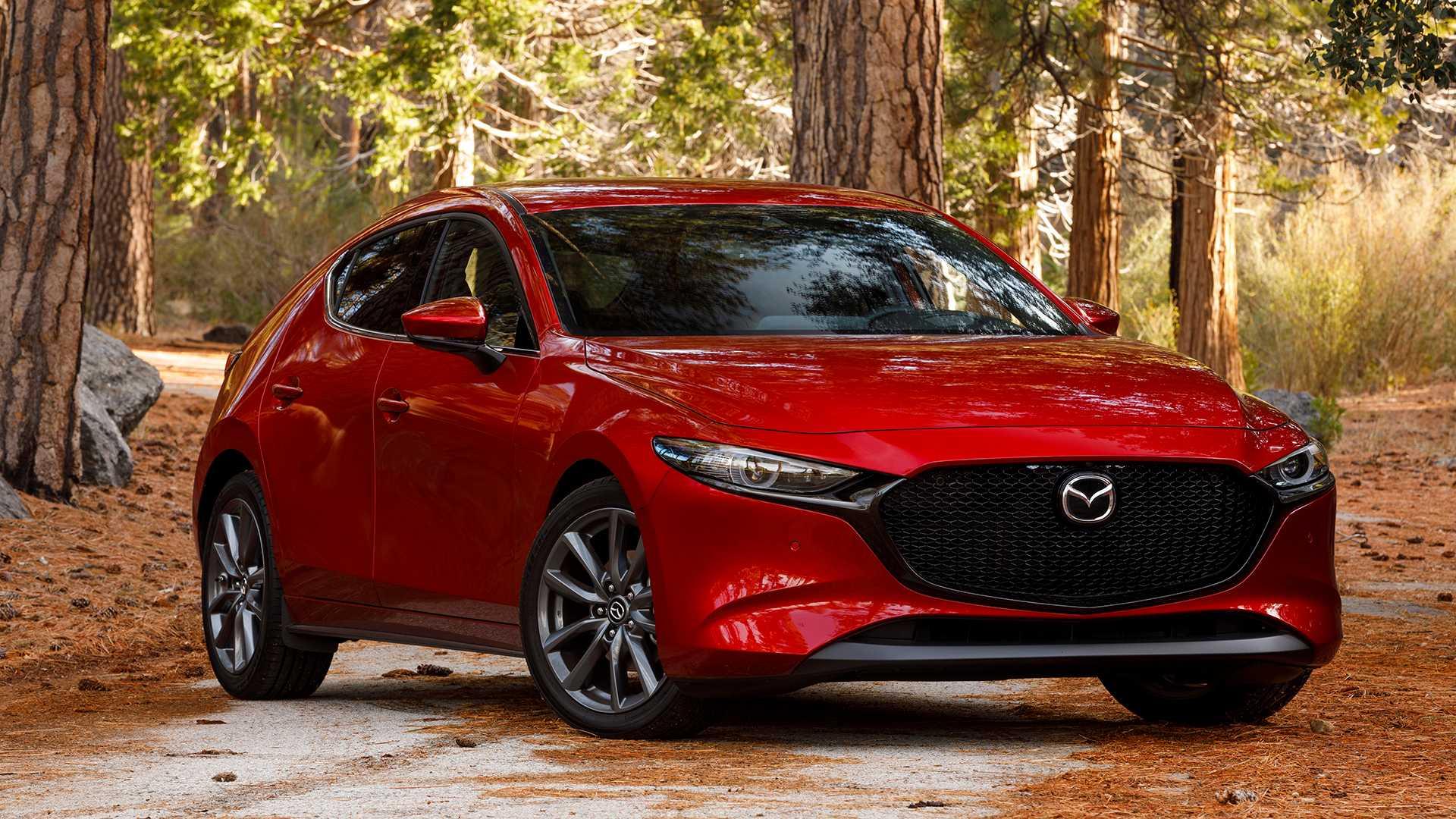 Llamado a revisión por parte de Mazda de México a su modelo Mazda3 año 2019