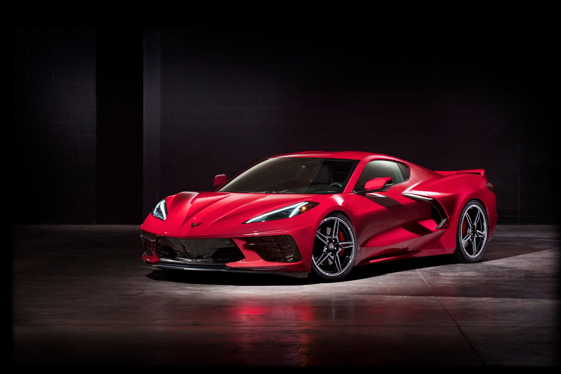 Corvette Stingray Coupé 2020, el más rápido en su historia