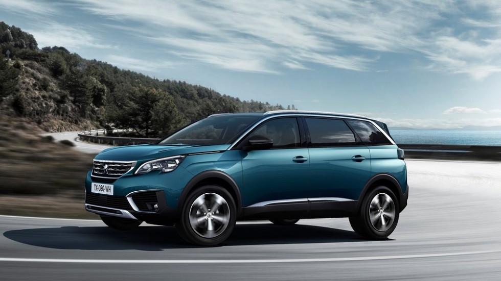 Urban Night by Peugeot SUV 2020