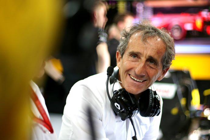 Prost, nuevo director no ejecutivo del equipo Renault
