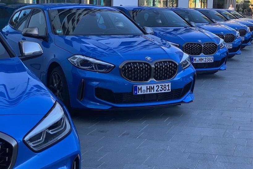 Manejamos el BMW Serie 1: el más potente hasta la fecha