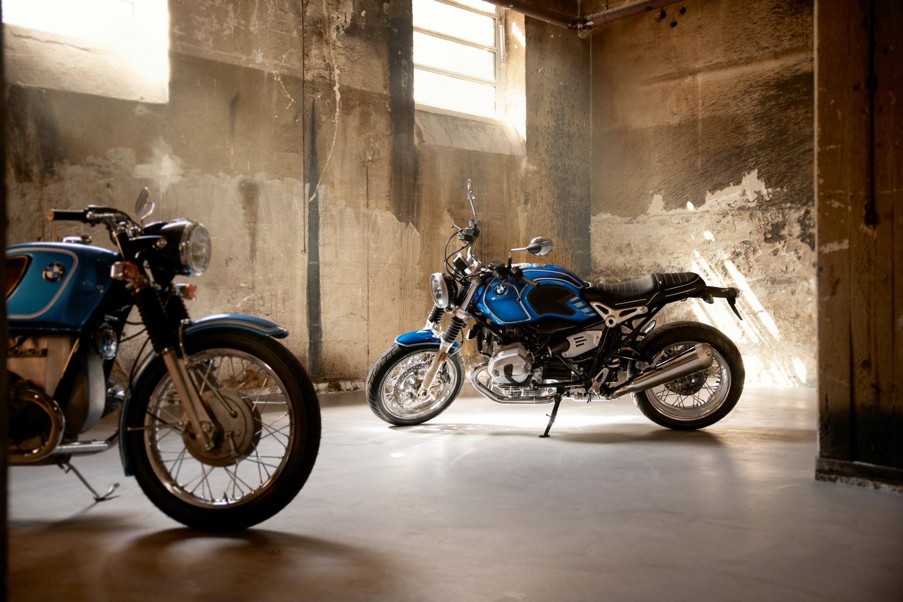 BMW R nineT / 5, celebrando medio siglo de historia
