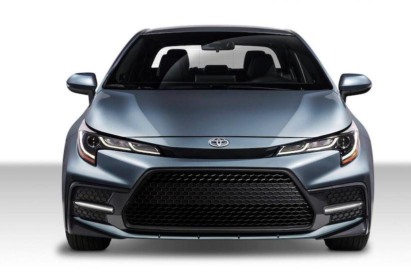 Los cinco vehículos más vendidos de Toyota en junio