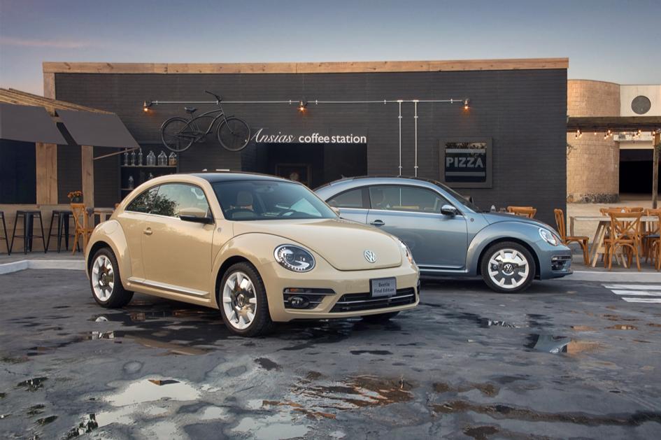 Los últimos 65 VW Beetle solo a la venta por internet