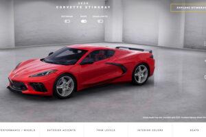 Corvette Visualizer