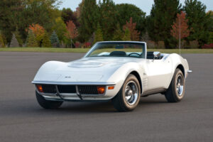 Chevrolet Corvette primera generación