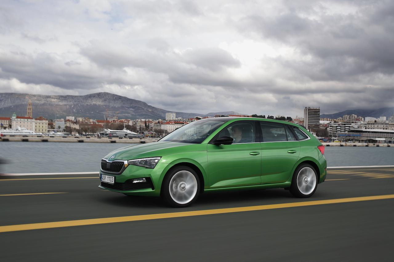 SKODA Scala, un hatch que pondría a temblar al Audi A3, SEAT Leon y VW Golf en México