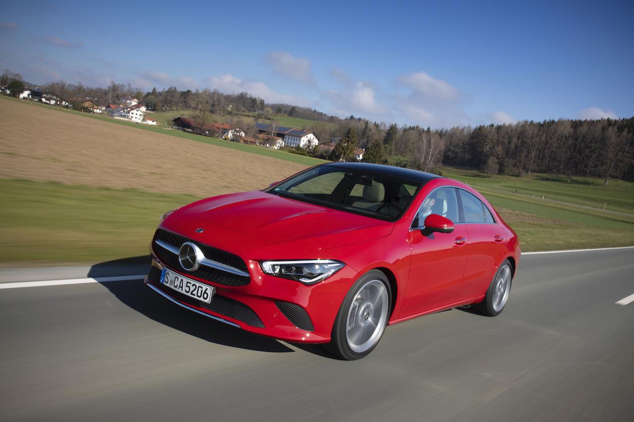 Nuevo CLA 2020, el coupé compacto de 4 puertas ya en nuestro país