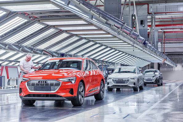 Audi entrega alrededor de 155,350 automóviles en julio de 2019 a nivel mundial