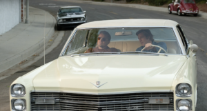 Los autos de Once upon a Time in Hollywood