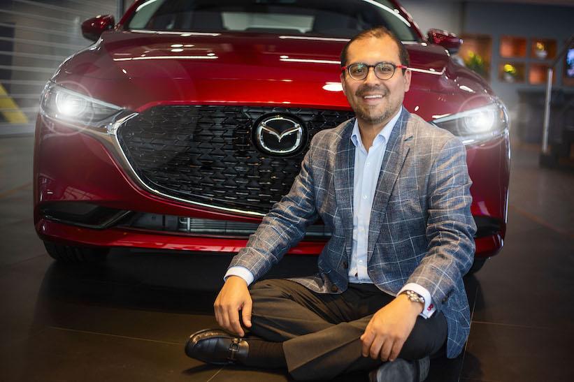 """El éxito de Mazda se resume con el """"FeelAlive"""": Miguel Barbeyto"""