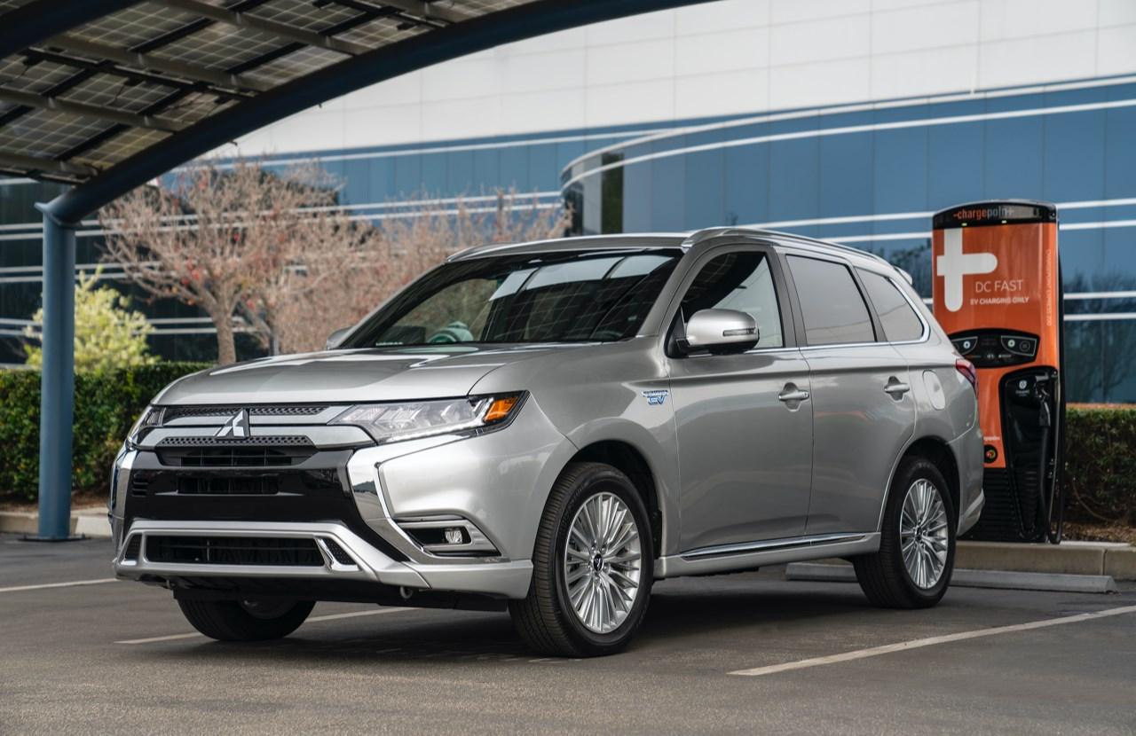 Ya está en México el nuevo híbrido de Mitsubishi