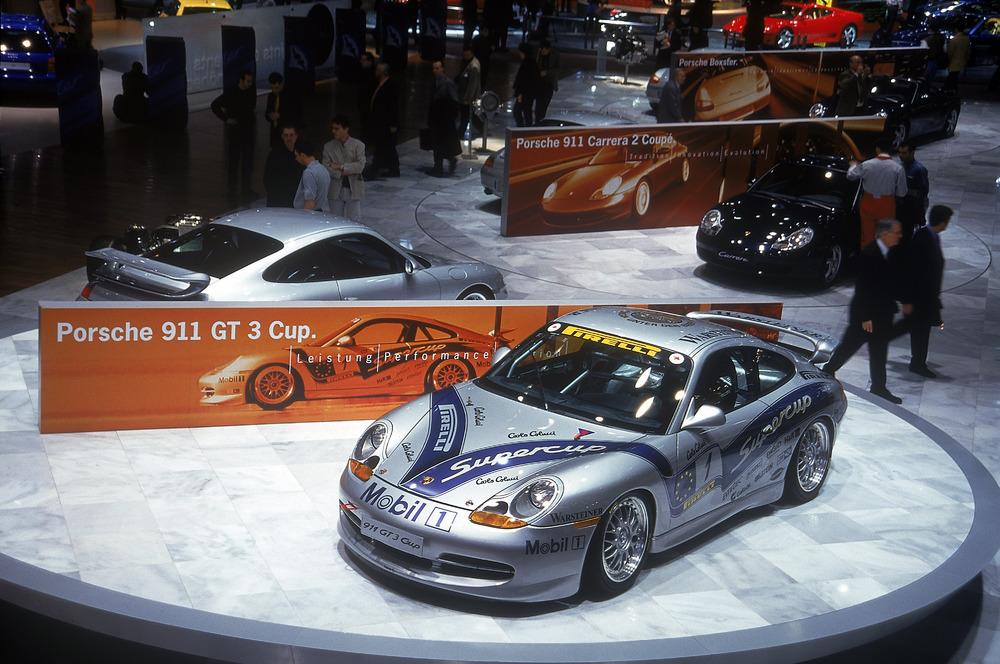 El Porsche 911 GT3 cumple 20 años y parece que fue ayer