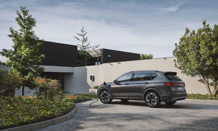 SEAT Tarraco llegará en versión híbrida enchufable, se presentará en el IAA