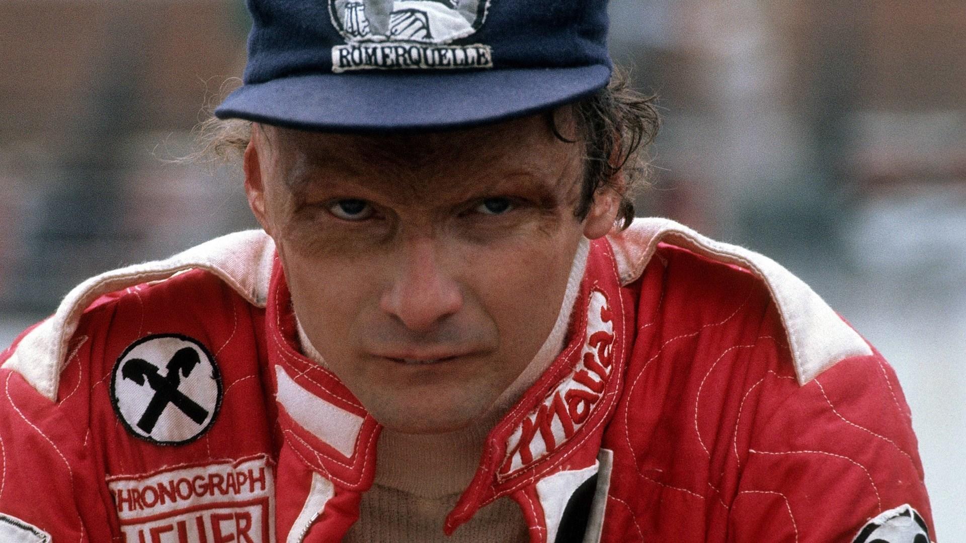 43 años del terrible accidente de Lauda en Nordschleife
