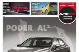 Toyota Camry Hybrid Poder al Cuadrado