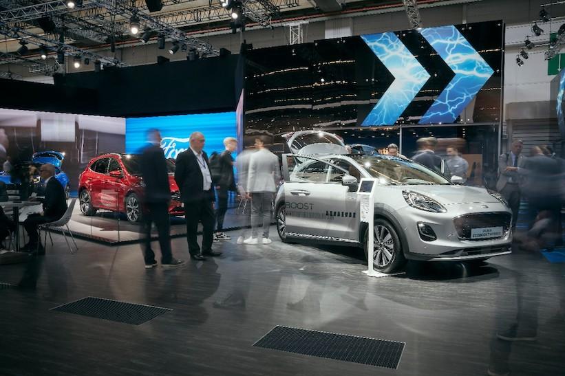 En 2022, 50% de los vehículos Ford vendidos en Europa serán eléctricos