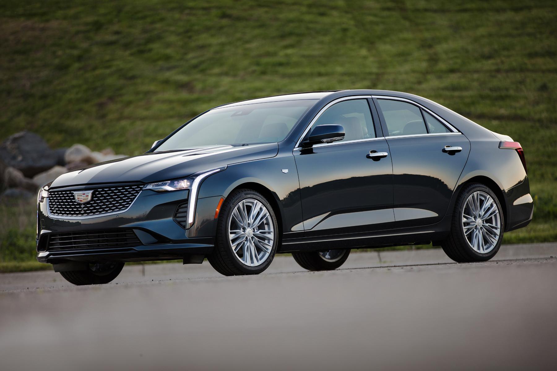 Cadillac CT4 2020, más tecnológico y nuevos motores