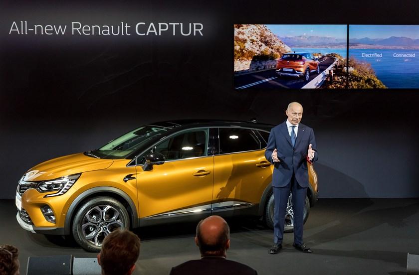Nuevo Renault Captur, presentado en Alemania