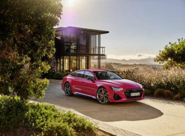 Audi RS 7 Sportback. ¡Simplemente espectacular!