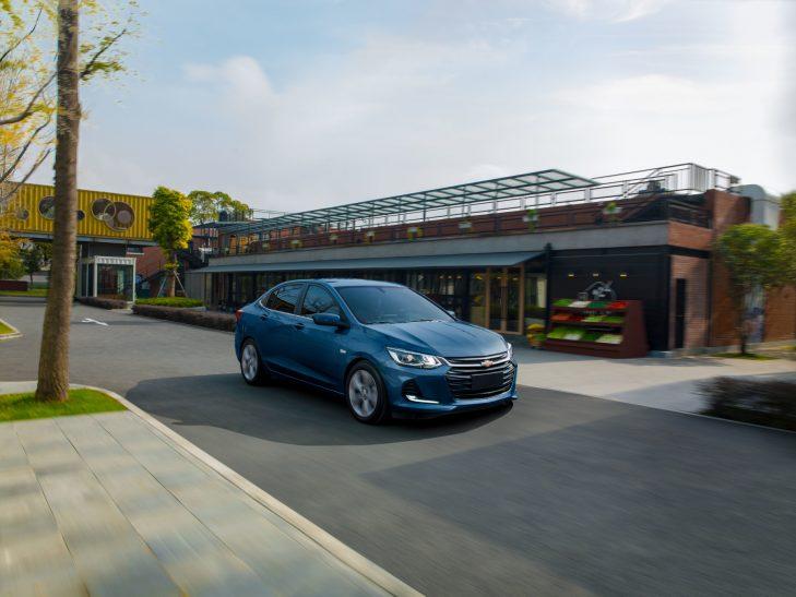 Chevrolet Onix, una apuesta muy atractiva