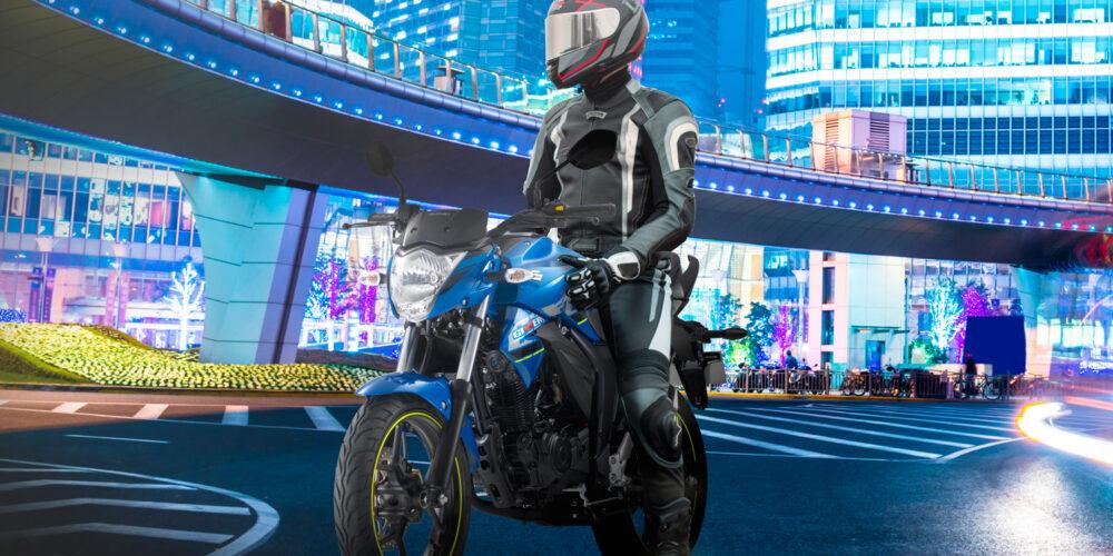 Suzuki GIXXER, funcionalidad para la ciudad