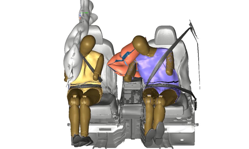 Hyundai airbag