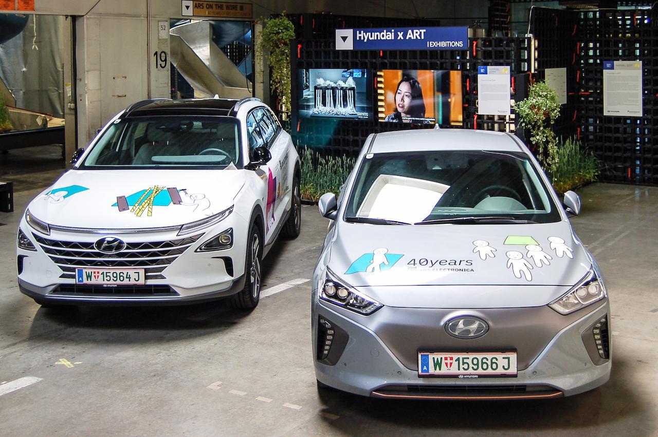 """Hyundai Motor apoya el """"Ars Electronica Festival 2019"""""""