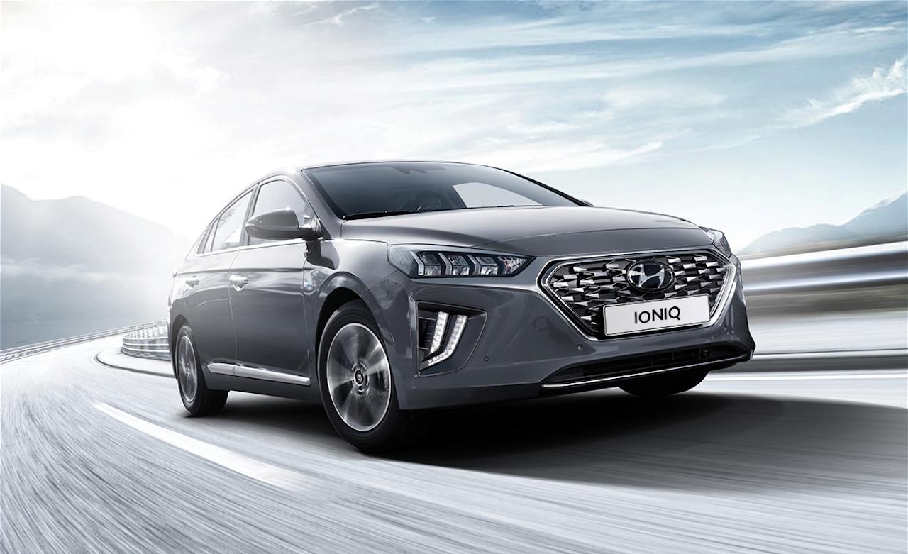 Hyundai Ioniq 2020, ya disponible en México