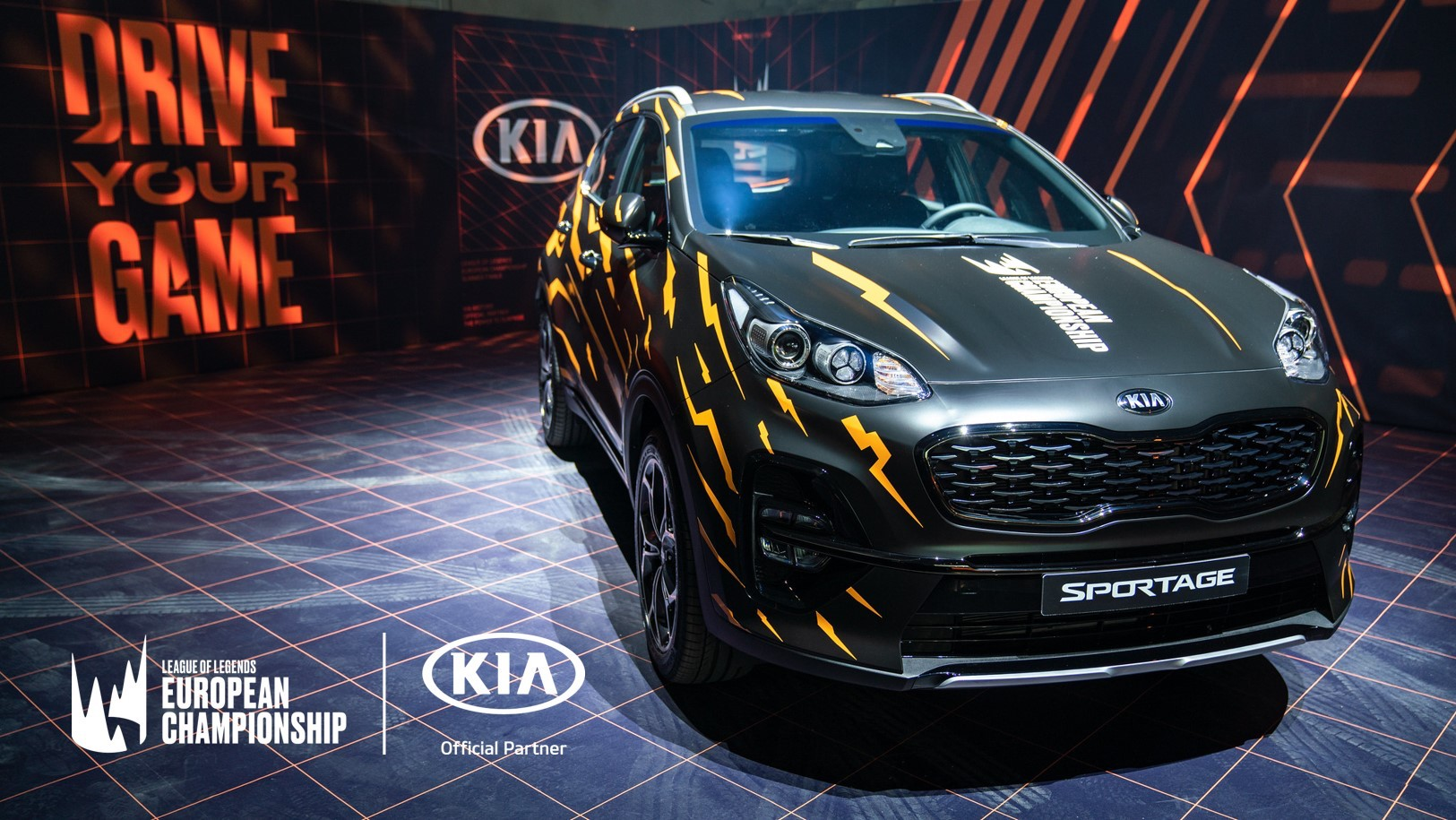 "Kia Motors y su conexión con ""League of Legends 2019"""