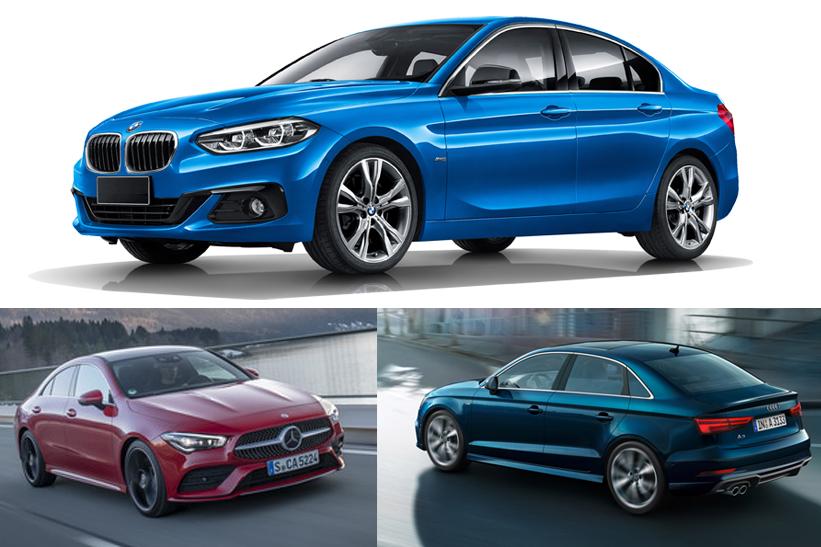 Tres sedanes compactos Premium para escoger… ¿Con cuál te quedas?