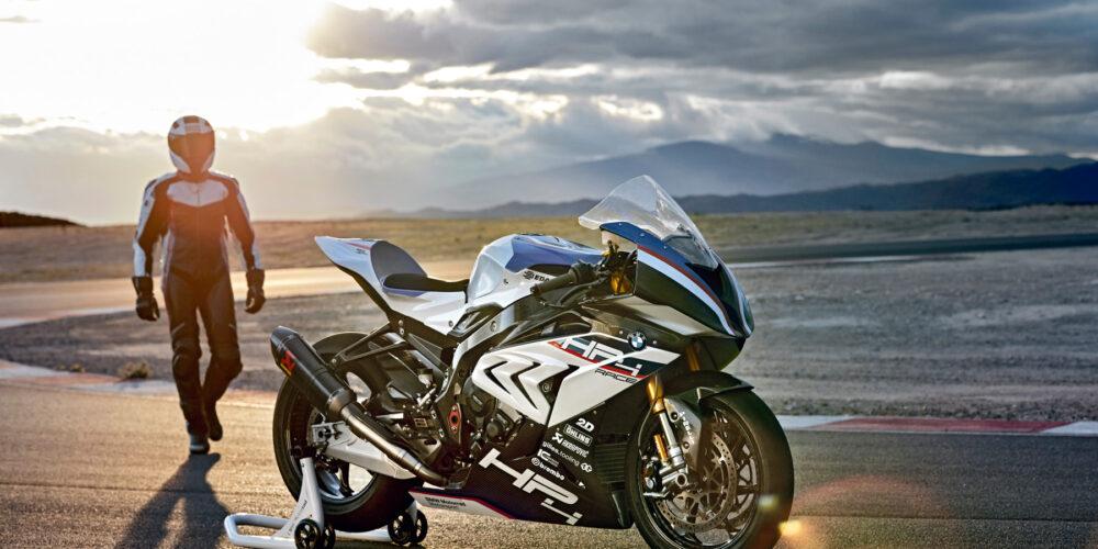 Tres motocicletas de pista que te dejarán sin aliento