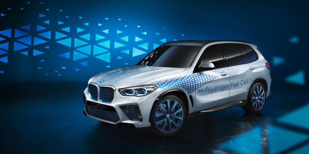 BMW i Hydrogen NEXT, la próxima tendencia
