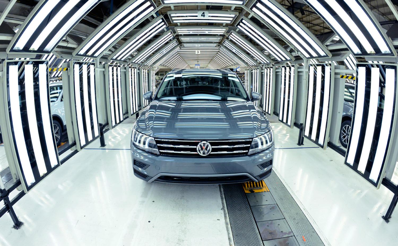 Volkswagen Tiguan, toma el liderazgo de producción en nuestro país
