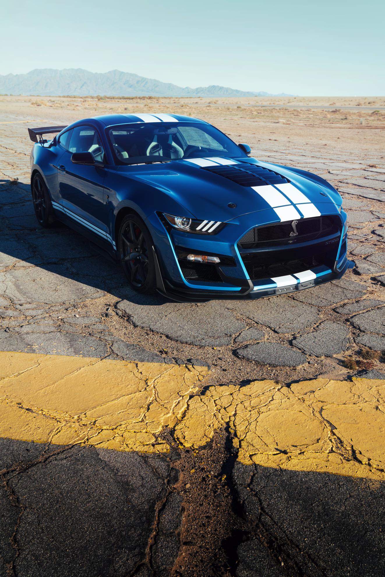 Shelby-GT500-2020-Mexico-pista