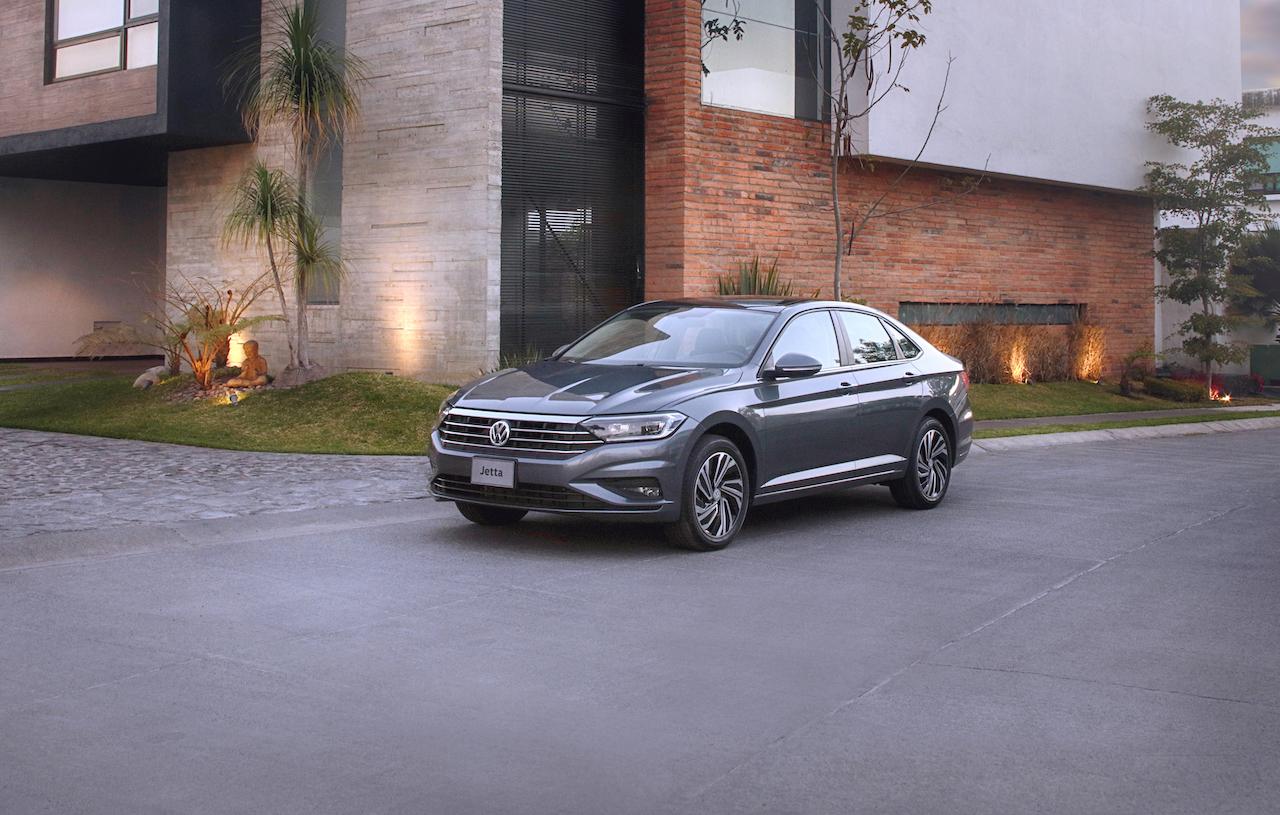 El Volkswagen Jetta continúa de líder de su segmento en México