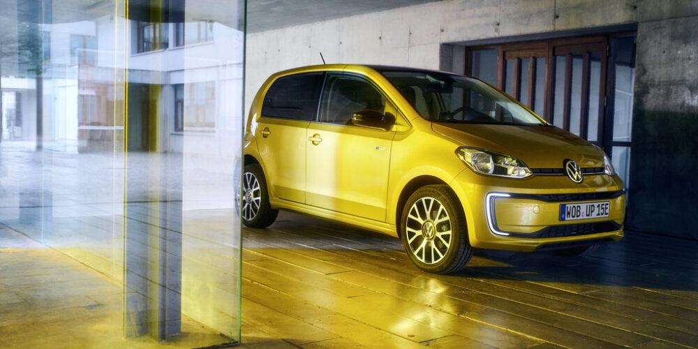 """Volkswagen recorrerá la """"Mille Miglia Green"""" con el nuevo e-Up"""
