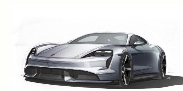 El Porsche Taycan se presenta a nivel mundial en tres escenarios diferentes