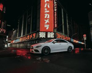 Mercedes-Benz CLA 2020: una joya en movimiento