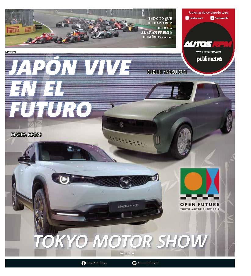 Autos Publimetro 24 de octubre del 2019