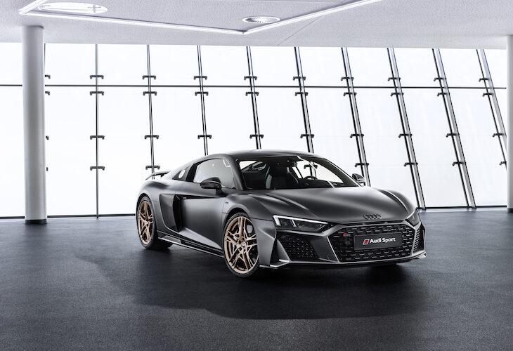 Audi R8 V10, el poder de tenerlo todo