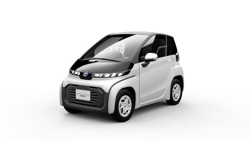 Toyota presenta su primer vehículo eléctrico de batería (BEV) en Tokio