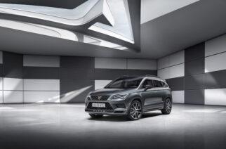 El primer vehículo de la nueva marca que llega a México es el CUPRA Ateca.