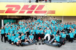 Bottas gana en Japón y Mercedes el campeonato de constructores