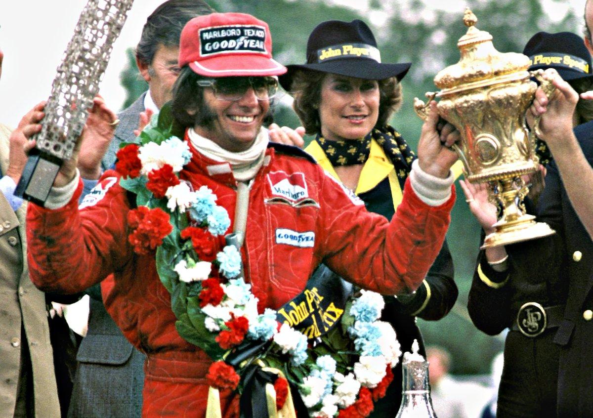 Fittipaldi es dos veces Campeón de Fórmula 1 (1972 1974)