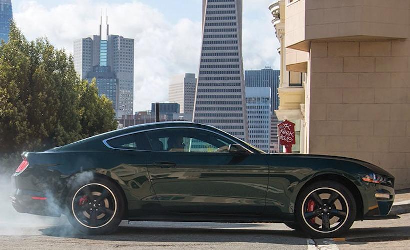 ¿Quieres un Mustang Bullitt 2020?