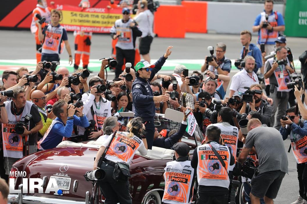 Gran Premio de México, comenzó la F1ESTA del año