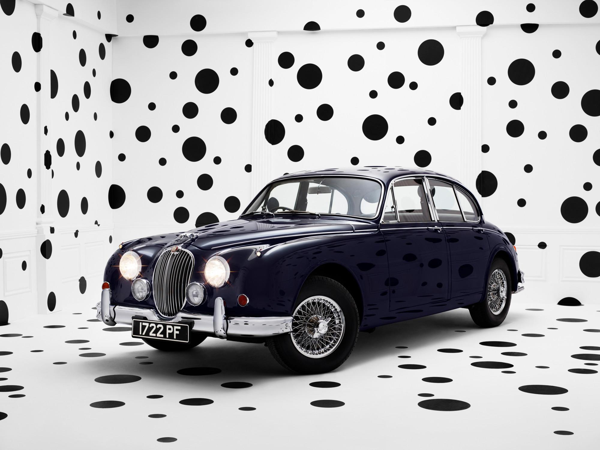 Jaguar Mk 2, una celebración histórica y visual