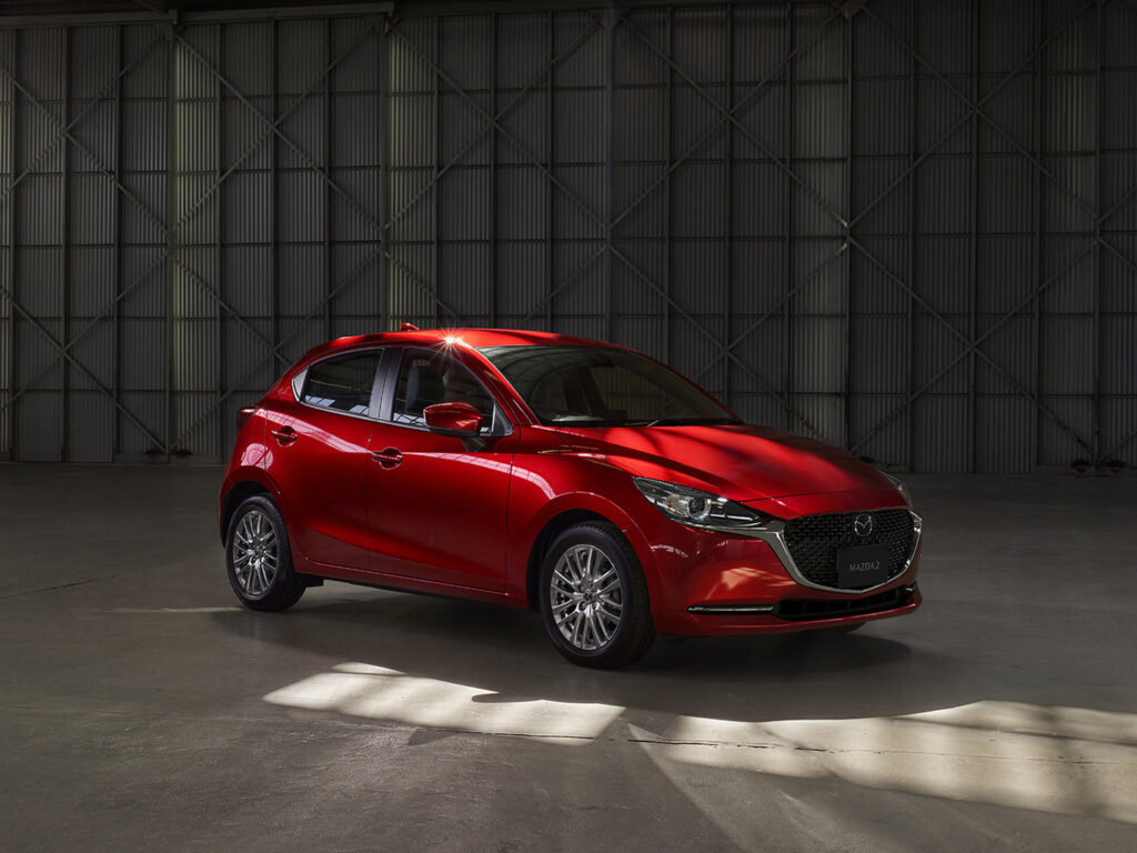 Mazda 2 modelo 2020