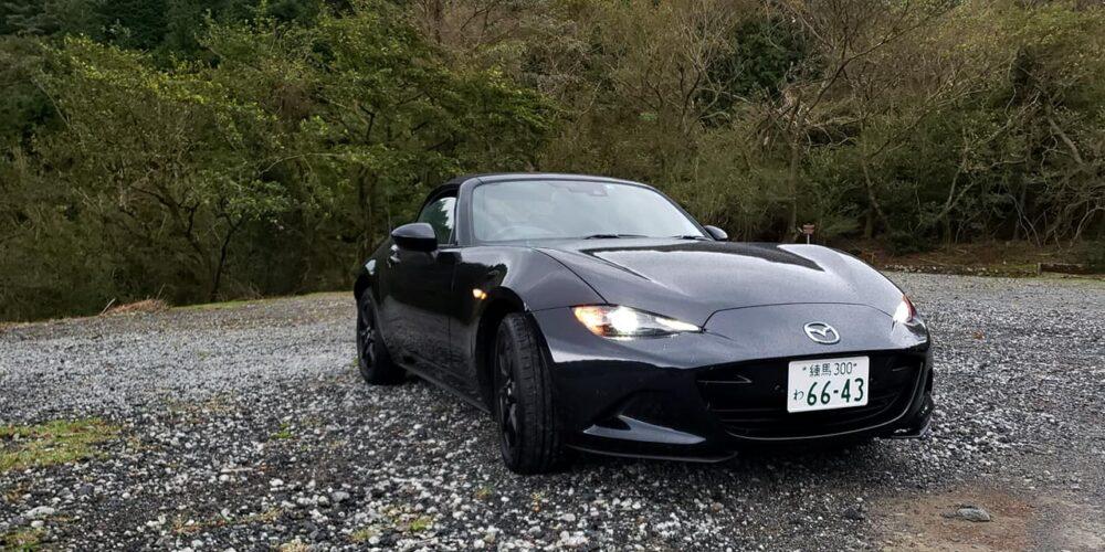 MX-5 Test Drive Japón
